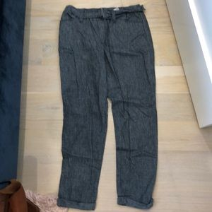 NYDJ denim ankle pants